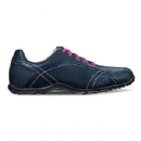 Women's Casual Collection #97702 Golf Shoes - Deep Blue