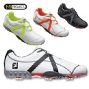 2013 M Project Golf Shoes - White/Lime (55108)