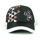Scurvy Tricolor Diamond Hat