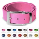 Pride Collection Italian Leather Belt