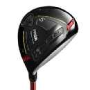 Women's Red Fairway Wood
