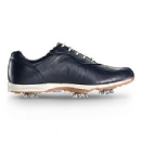 Women's emBody#96102 Golf Shoes - Navy