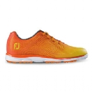 Women's emPower #98005 Golf Shoes - Orange/Yellow