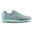 Women's emPower #98013 Golf Shoes - Grey/Sea glass
