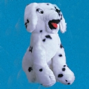 HC-04-47   Animal Headcovers-Dotty The Dalmatian